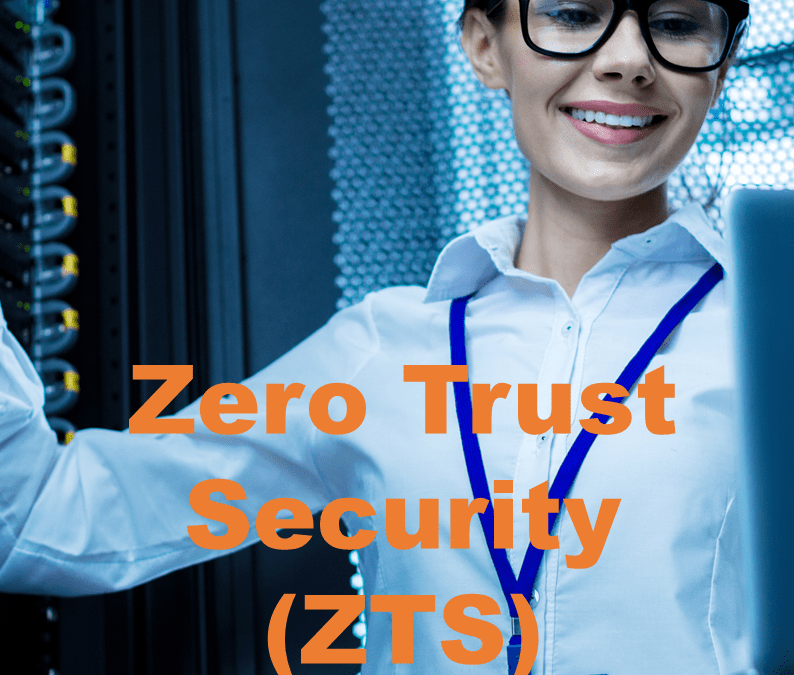 Introduction to Zero Trust Security