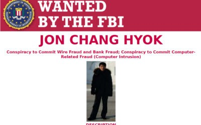 North Koreans Hackers Indicted by U.S. DOJ for $200 Million Heist